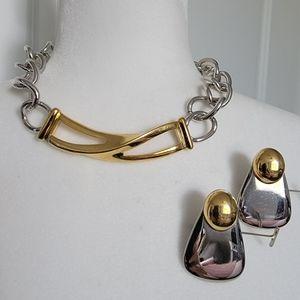 Vintage Necklace Set